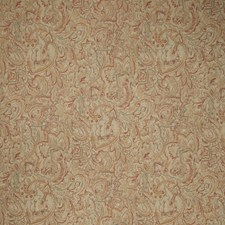 Persimmon Jacquard Pattern Drapery and Upholstery Fabric by Trend