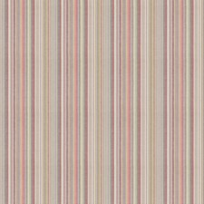 Berry Stripes Drapery and Upholstery Fabric by Trend