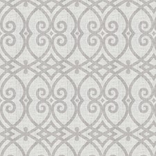 Heather Geometric Drapery and Upholstery Fabric by Trend