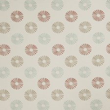 Punch Embroidery Drapery and Upholstery Fabric by Trend