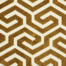 Bronze Drapery and Upholstery Fabric by Schumacher