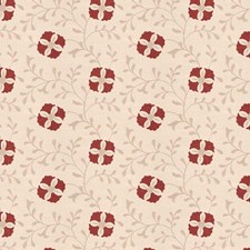 Poppy Embroidery Drapery and Upholstery Fabric by Trend