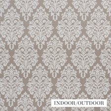 Taupe Drapery and Upholstery Fabric by Schumacher