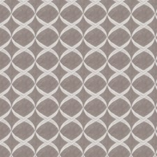 Snow Flamestitch Drapery and Upholstery Fabric by Fabricut