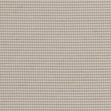 Taupe Check Drapery and Upholstery Fabric by Trend