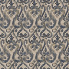Bluestone Lattice Drapery and Upholstery Fabric by Trend