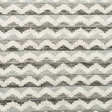 Grey Drapery and Upholstery Fabric by Schumacher