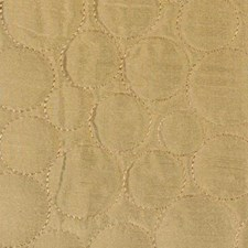 Gold Drapery and Upholstery Fabric by Highland Court