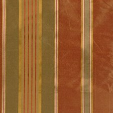 Sage/cinnamon Drapery and Upholstery Fabric by Highland Court