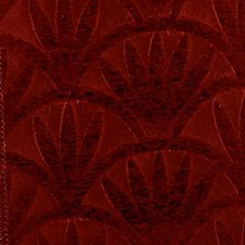 Scarlet Drapery and Upholstery Fabric by Highland Court