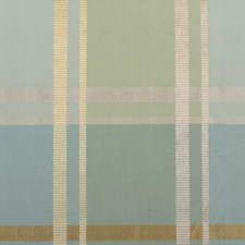 Seaglass Plaid Drapery and Upholstery Fabric by Highland Court