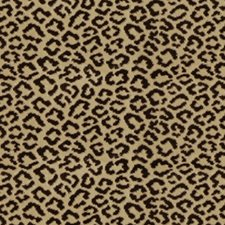 Brown Animal Skins Drapery and Upholstery Fabric by Brunschwig & Fils