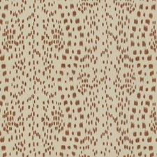 Tan Animal Skins Drapery and Upholstery Fabric by Brunschwig & Fils