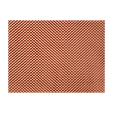 Carnelian Stripes Drapery and Upholstery Fabric by Brunschwig & Fils
