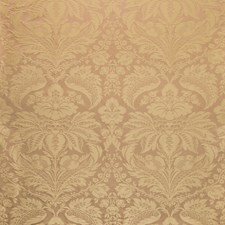 Wheat Damask Drapery and Upholstery Fabric by Brunschwig & Fils