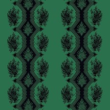 Emerald Botanical Drapery and Upholstery Fabric by Brunschwig & Fils