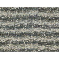 Blue Texture Drapery and Upholstery Fabric by Brunschwig & Fils