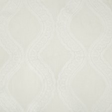 Cream Ethnic Drapery and Upholstery Fabric by Brunschwig & Fils