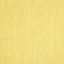 Canary Herringbone Drapery and Upholstery Fabric by Brunschwig & Fils