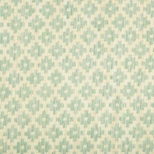 Aqua Diamond Drapery and Upholstery Fabric by Brunschwig & Fils