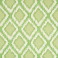 Kiwi Diamond Drapery and Upholstery Fabric by Brunschwig & Fils