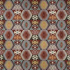 Spice Ethnic Drapery and Upholstery Fabric by Brunschwig & Fils