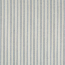 Denim Stripes Drapery and Upholstery Fabric by Brunschwig & Fils