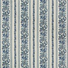 Porcelain Ethnic Drapery and Upholstery Fabric by Brunschwig & Fils