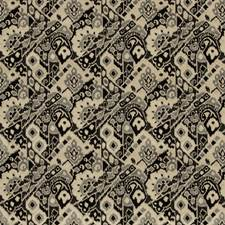 Black Velvet Drapery and Upholstery Fabric by Brunschwig & Fils