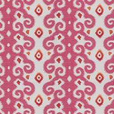 Fuchsia Global Drapery and Upholstery Fabric by Stroheim