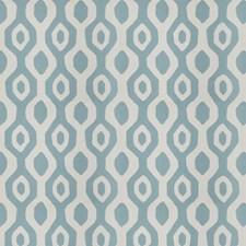 Seaglass Diamond Drapery and Upholstery Fabric by Stroheim
