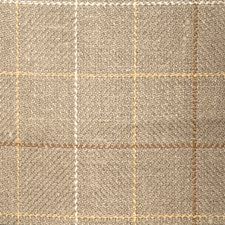 Butterscotch Herringbone Drapery and Upholstery Fabric by S. Harris