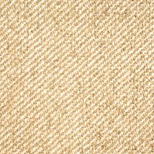 Blonde Small Scale Woven Drapery and Upholstery Fabric by S. Harris