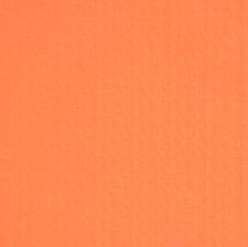 Vibrant Orange Solid Drapery and Upholstery Fabric by S. Harris