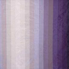 Purple Haze Stripes Drapery and Upholstery Fabric by S. Harris