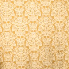 Maize Jacquard Pattern Drapery and Upholstery Fabric by S. Harris