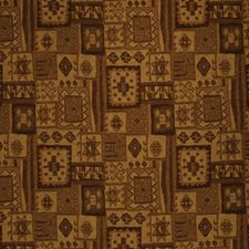 Antique Global Drapery and Upholstery Fabric by S. Harris
