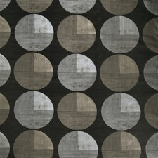 Moonlight Geometric Drapery and Upholstery Fabric by S. Harris