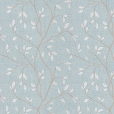 Mist Embroidery Drapery and Upholstery Fabric by Trend