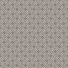 Onyx Geometric Drapery and Upholstery Fabric by Trend