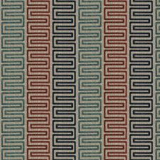 Jewel Geometric Drapery and Upholstery Fabric by Trend