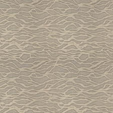 Brushed Gold Contemporary Drapery and Upholstery Fabric by Stroheim