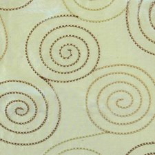 Creme Brule Drapery and Upholstery Fabric by Duralee
