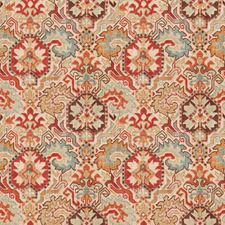 Persian Global Drapery and Upholstery Fabric by Fabricut