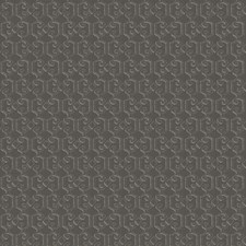 Charcoal Geometric Drapery and Upholstery Fabric by Trend
