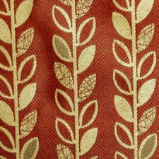 Tomato Drapery and Upholstery Fabric by Duralee