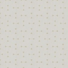 Ivory Gold Embroidery Drapery and Upholstery Fabric by Fabricut