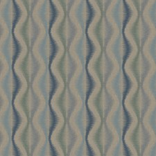 Ocean Embroidery Drapery and Upholstery Fabric by Fabricut