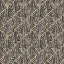Mineral Flamestitch Drapery and Upholstery Fabric by Vervain