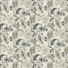 Sand Dune Floral Drapery and Upholstery Fabric by Fabricut